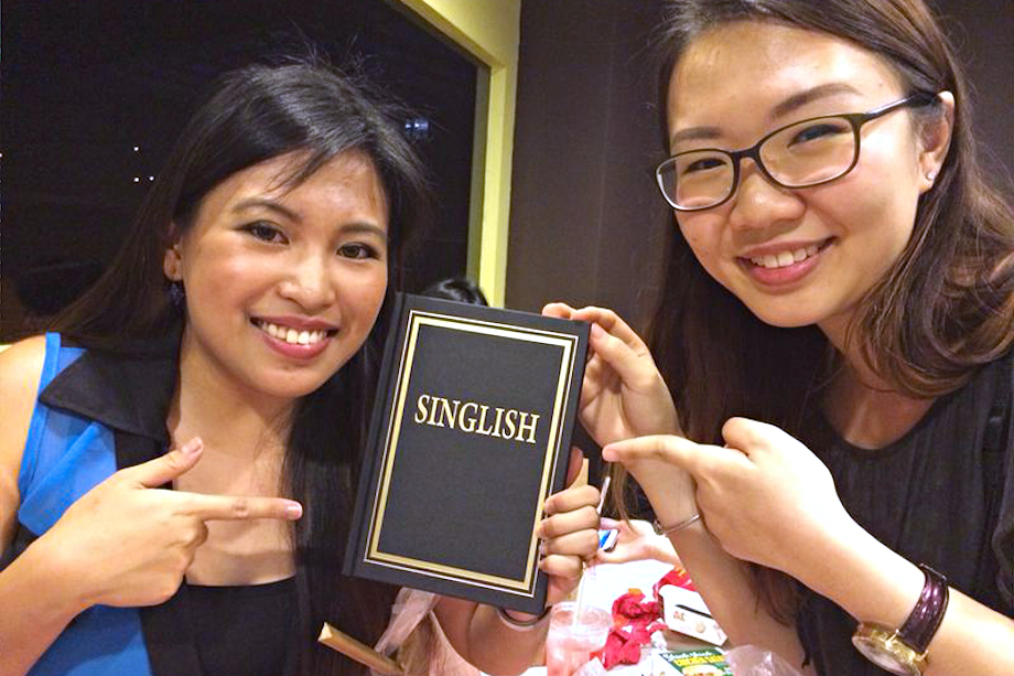 Jamie Chan, Food, Blogger, MacDonalds, Prize, Singlish