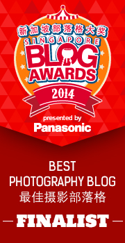 Jamie Chan, No Foreign Lands, Blogger, Photographer, Leica, OMY SBA 2014, Singapore Blog Awards