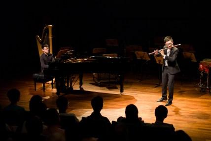 Tan Qing Lun, Pianist Chinese Instrument, Dizi, ASEAN, NAC Scholarship, Leica