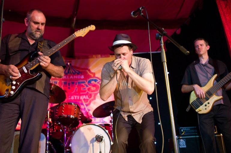 Melbourne, Australia, Docklands Blues Music Festival, Jamie Chan, Leica, Greg Dodd & the Hoodoo Men, Musician