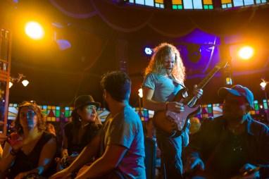 Melbourne, Australia, Docklands Blues Music Festival, Jamie Chan, Leica, Johnny Rieger Band, Germany, Audience, Wonderland Spiegeltent
