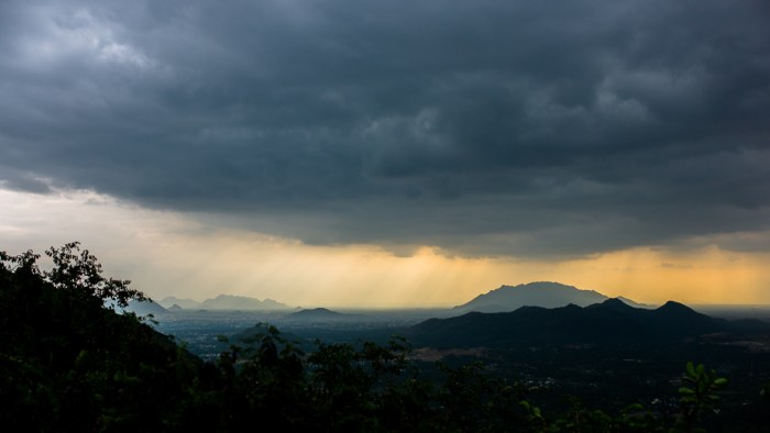 Salem, South India, Yercard, Mountains, Storms, Leica, Jamie Chan, Photography, Landscape