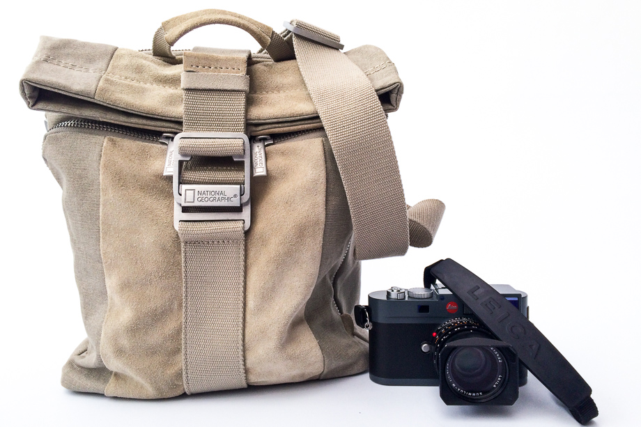 National Geographic NGP 2030, Size Comparison, Leica M-E, Jamie Chan, product Photography