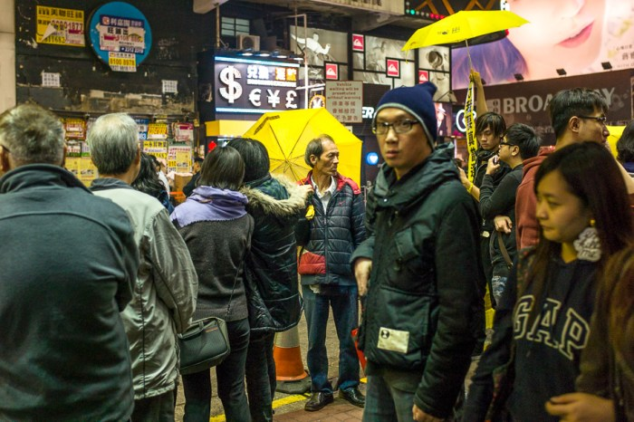 umbrella movement, yellow umbrella, Hong Kong, Protest, Leica, Jamie Chan, riots