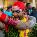 piercing, indian, pain, trance Thaipusam, 2015, Malaysia, Leica, Summilux, Jamie Chan, No Foreign Lands, Travel