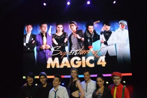 Resort World Genting, Singapore bloggers, travel, Malaysia, Jamie Chan, Superstar of Magic 4