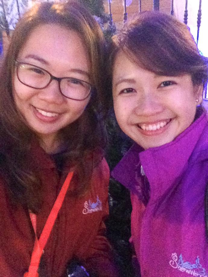 Resort World Genting, Singapore bloggers, travel, Malaysia, Behind the Scenes, Snow World, Jamie Chan