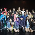 Resort World Genting, Singapore bloggers, travel, Malaysia, Jamie Chan, Superstar of Magic 4, Group Shot