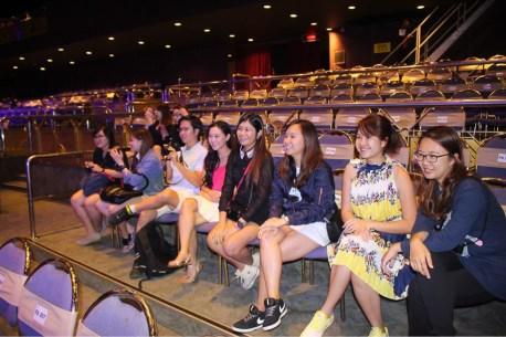 Resort World Genting, First World Hotel, Singapore blogger, travel, Malaysia, Behind the Scenes, Genting International Showroom