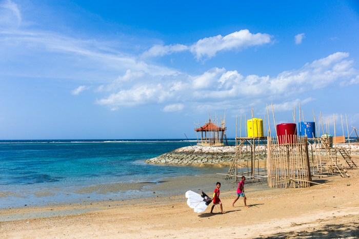 Sanur, Beach, Boys, Kite, Bali, Indonesia, Jamie Chan, No Foreign Lands, Leica M-E
