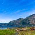 Jamie Chan, Mt Batur, boat, No Foreign Lands, Leica, Bali, Indonesia, Water, Travel