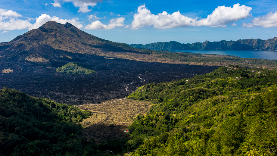 l1002345 Landscapes From The Shores Of Mt Batur Jamie Chan