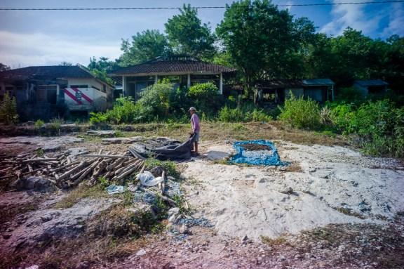 Lomography, New Russar+ Lens, Sandy Beach, Nusa Lembongan, Sea, Leica M-E, Seaweed Farming