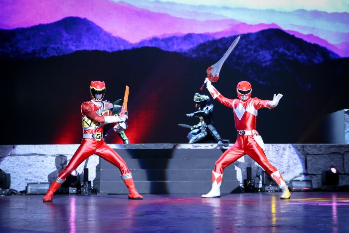 genting, malaysia, jamie chan, blogger, review, june holidays, Leica, Power Rangers Dino Charge Live