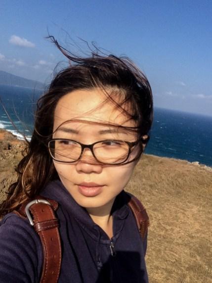 Jamie Chan, Selfie, Kenting, Taiwan