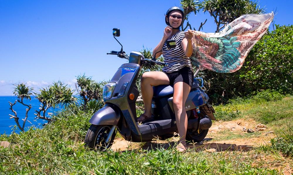 Pandora Wong, Kenting, Taiwan, Jamie Chan, travel, blog, shovava