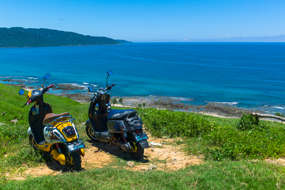 Kenting, Taiwan, Jamie Chan, Leica Photographer, travel blogger, No Foreign Lands, Scooter, Pan-Tec