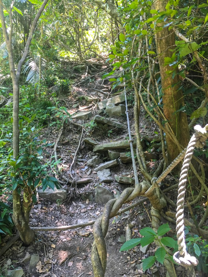 Travel, No Foreign Lands, Kenting, Jamie Chan, Hike