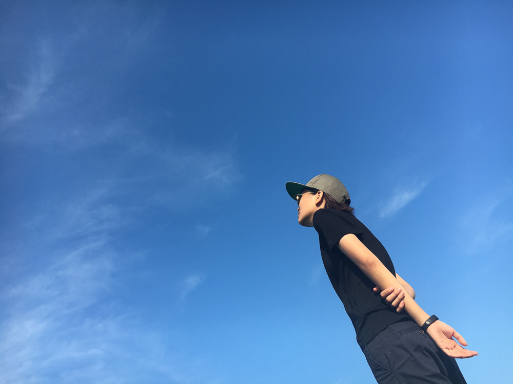 No Foreign Lands, kenting, Jamie Chan, travel, Pandora, blue sky