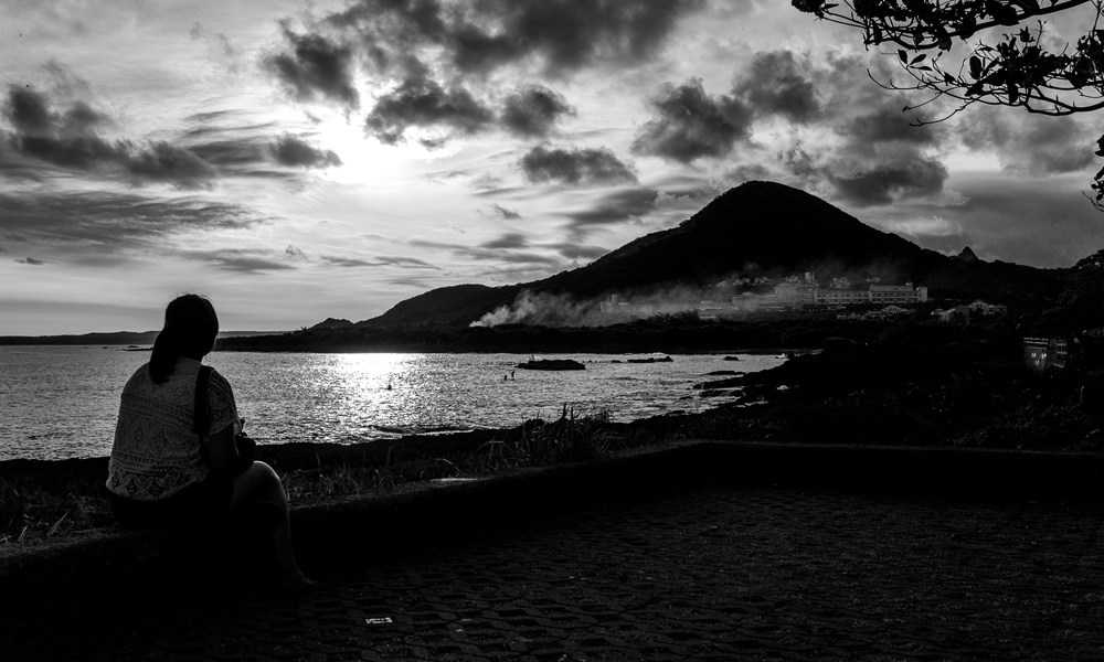 No Foreign Lands, kenting, Jamie Chan, travel, Leica, Wordpress photo challenge solitude
