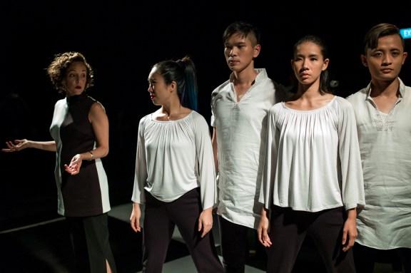 L'arietta, 4 Note Opera, Singapore, Jamie Chan, No Foreign Lands, Leica, Photography, Angela, Alto