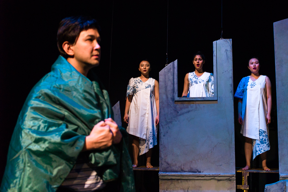 Purgatory, L'arietta, contemporary opera, theatre, Gordon Crosse, No Foreign Lands, Jamie Chan, Peter Ong