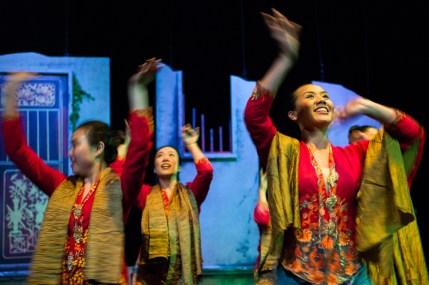 Purgatory, L'arietta, contemporary opera, theatre, Gordon Crosse, No Foreign Lands, Jamie Chan, female spirits