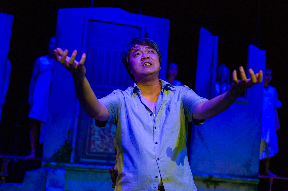Purgatory, L'arietta, contemporary opera, theatre, Gordon Crosse, No Foreign Lands, Jamie Chan, Reuben Lai