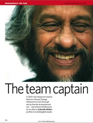 Pachauri_team_captain