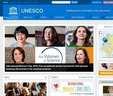 unesco_womensday2015