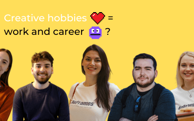 Which hobbies will prepare you for the world of work?