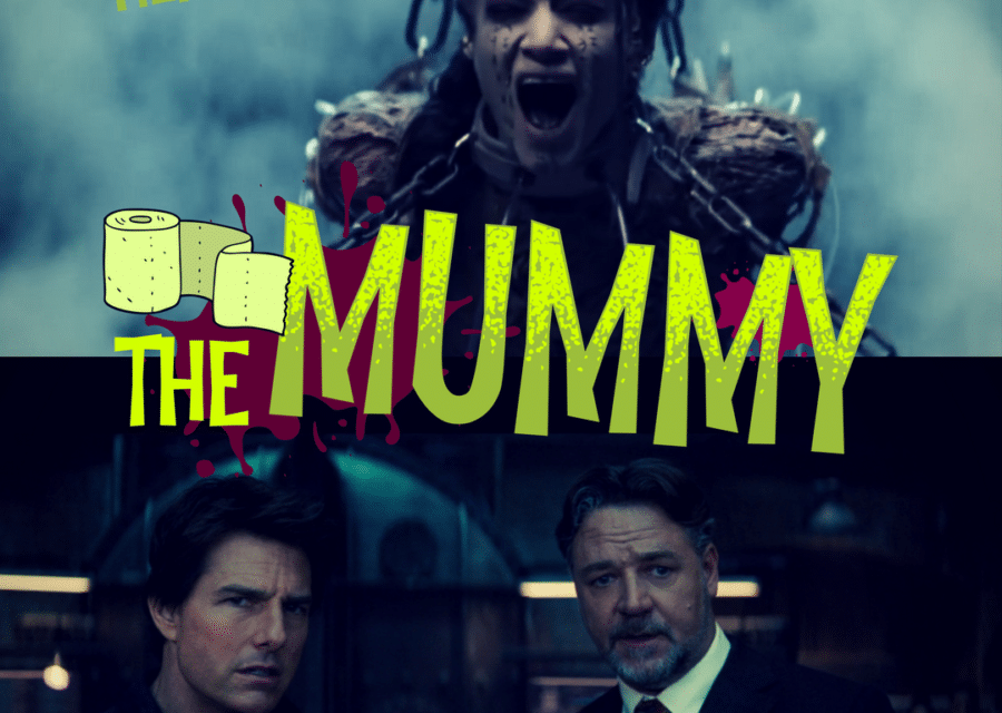 BONUS! The Mummy; Drive Home From The Drive-in