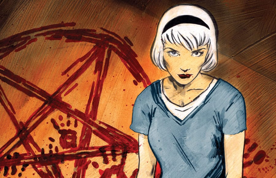 CHILLING ADVENTURES OF SABRINA TV Show Coming to CW!