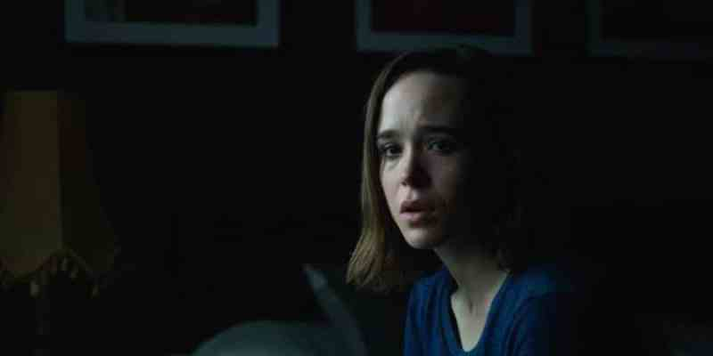 the cured ellen page