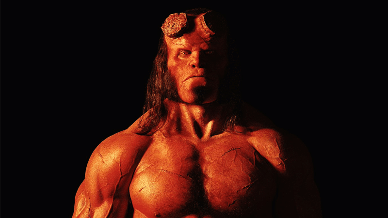 """NYCC: David Harbour Calls New HELLBOY Movie """"FRANKENSTEIN"""" For 2018, Talks Practical Effects in the Film"""