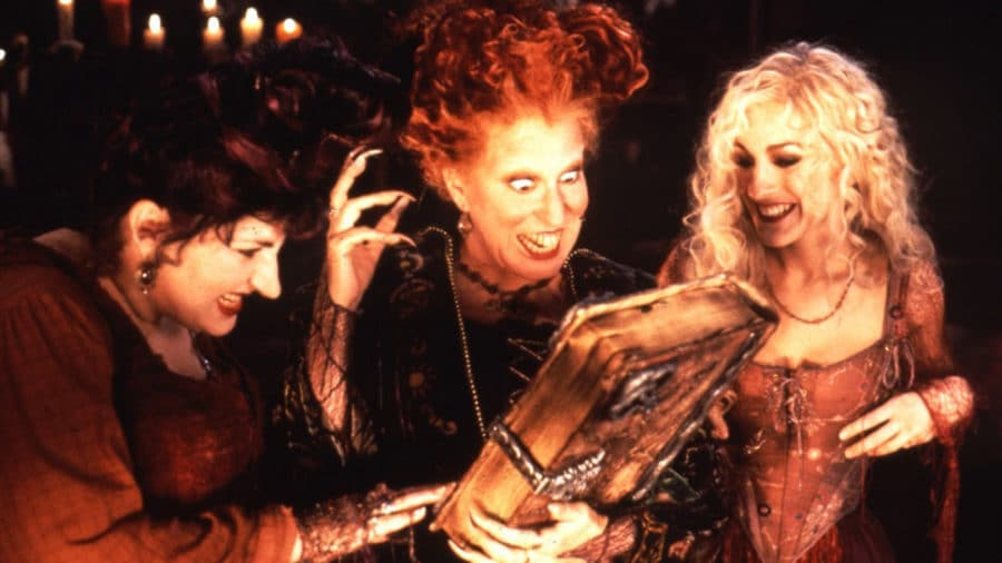 "Who's Ready for HOCUS POCUS?: Freeform Releases ""31 Nights of Halloween"" Schedule"