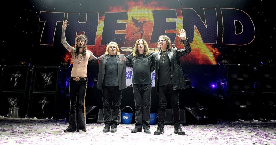 Black Sabbath Goes Halloween Primetime; Final Concert To Air on Showtime