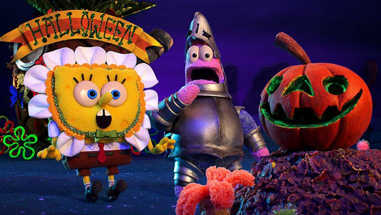 [Trailer] Halloween Comes to Bikini Bottom in SPONGEBOB STOP-MOTION SPECIAL