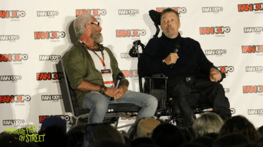 tim curry fan expo canada nightmare on film street horror podcast wide