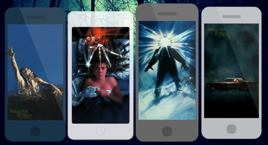 YOUR PHONE WILL NEVER SLEEP AGAIN: Enjoy Tons of Hi-Def Horror Mobile Wallpapers!