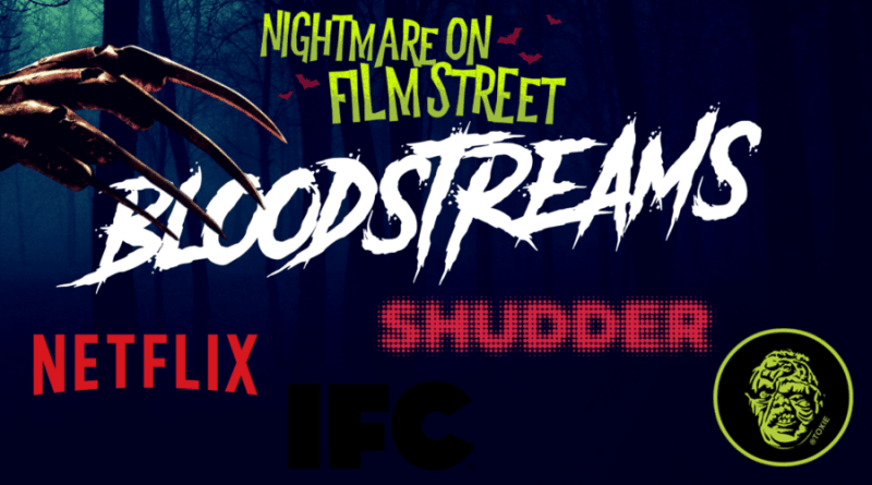 nightmare on film street bloodstreams