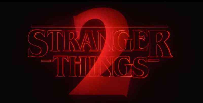 Stranger Things 2 Titles
