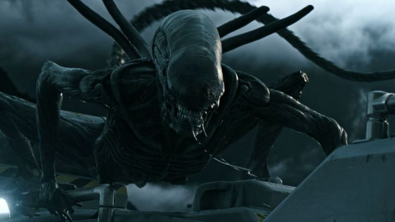 Xenomorph from Ridley Scott's Alien Franchise