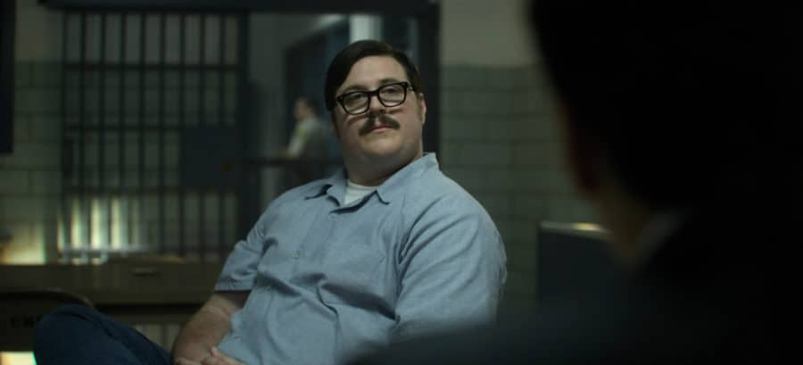 MINDHUNTER Standout Cameron Britton Joins THE GIRL IN THE SPIDER'S WEB