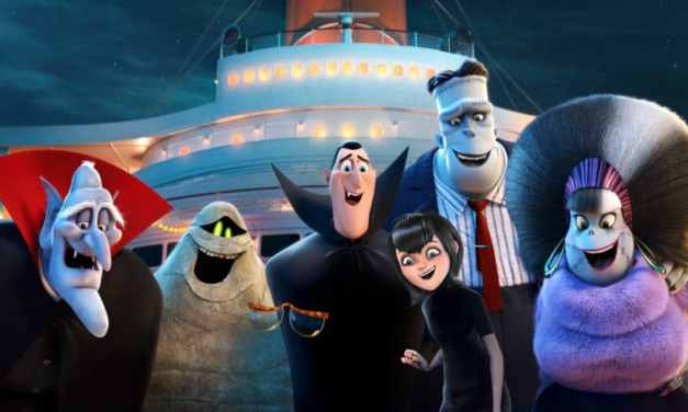 HOTEL TRANSYLVANIA 3 Takes To The Sea In First Teaser Trailer