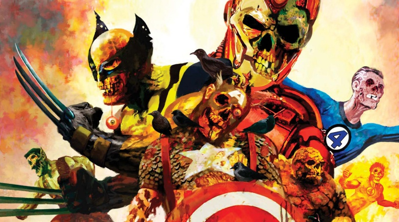 SUPER-Natural: Is Comic-Book Entertainment Trending Toward Horror?