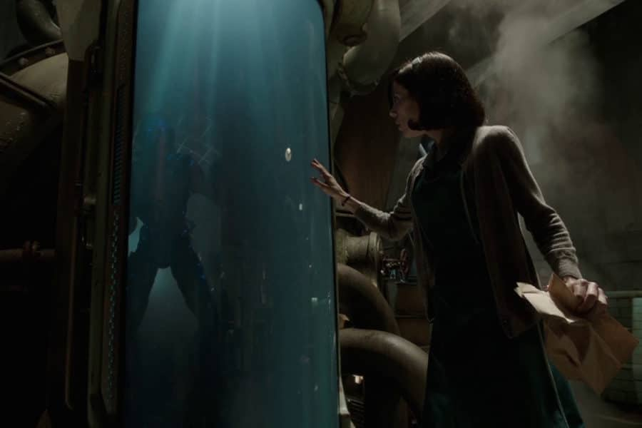[Review] THE SHAPE OF WATER is a Perfect Collision of the Strange and Beautiful