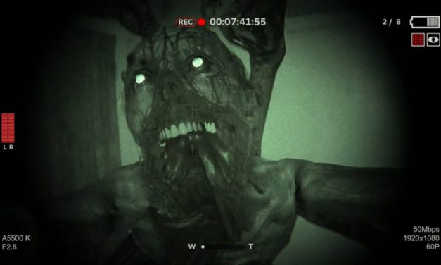 OUTLAST Coming to Nintendo Switch + Outlast 3 News