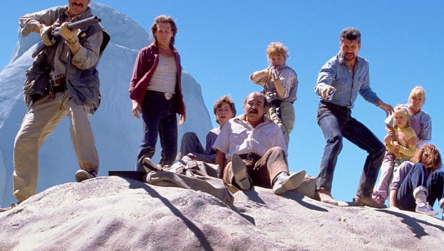 Looking Back at 28 Years of TREMORS