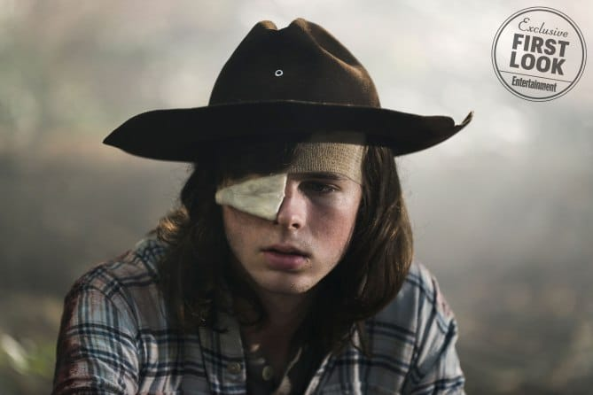The Walking Dead (2018): Chandler Riggs
